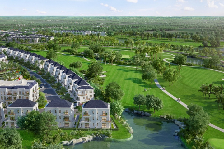 West Lakes Gole & Villas